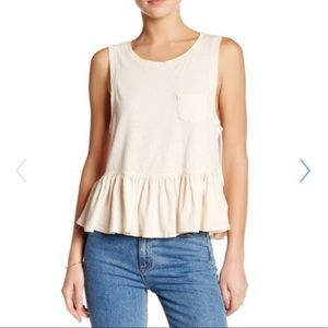 Free People We the Free Continental Peplum
